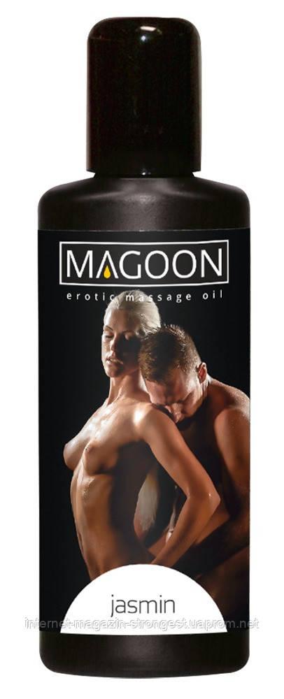 Эротическое массажное масло Жасмин, 50мл