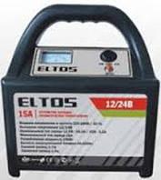 Зарядное устройство Eltos 15A Быстрая зарядка с потреблением всего от 190 Вт  !!! При оплате на карту -- для Вас ОПТОВАЯ ЦЕНА