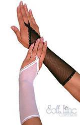 Жіночі рукавички (сітка)