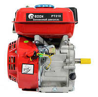 Двигатель бензиновый Edon PT-210 (7 Л.С.) !!! При оплате на карту -- для Вас ОПТОВАЯ ЦЕНА
