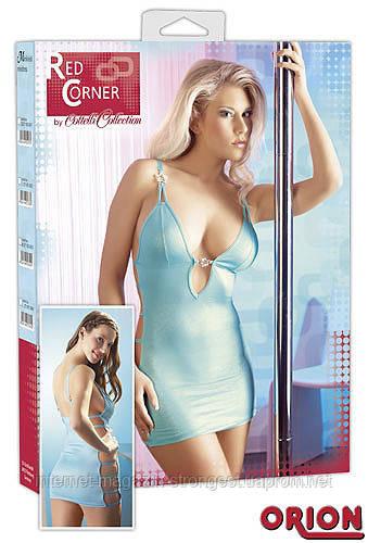 Платье (2711451) голубое