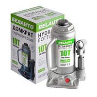 Домкрат гидравлический БелАвто DB10 10т 200-385 мм
