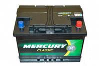 Аккумулятор автомобильный MERCURY CLASSIC 75А Ев (-/+) (700EN) Плюс справа