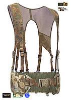 """Полевая разгрузочная система M.U.B.S. """"BFBS-M"""" (BattleField Belt with Mesh QL Suspenders)"""