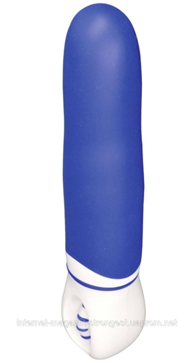 Вибратор водонепроницаемый Amor Real Big синий