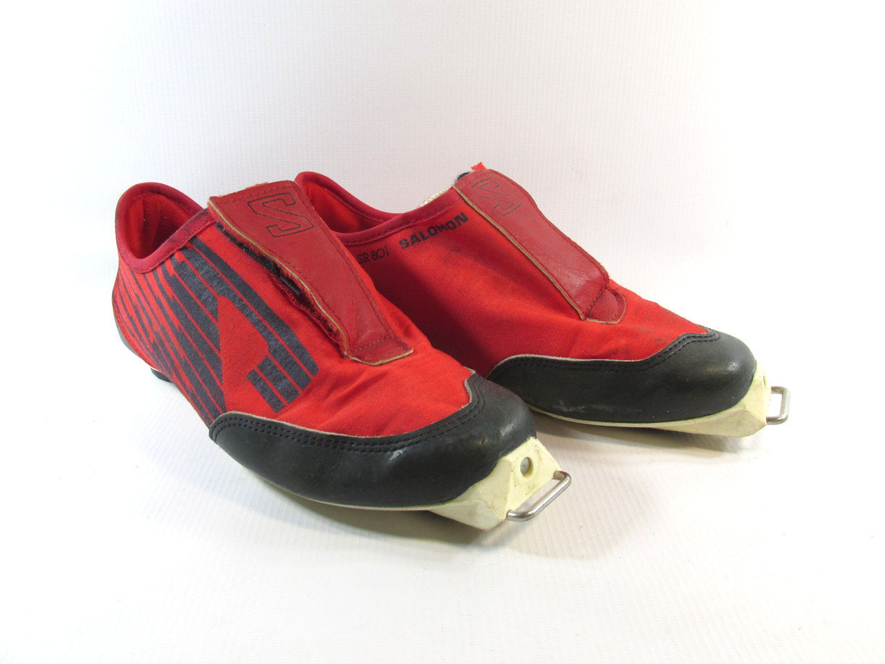 Ботинки кроссовки лыжные SALAMON ИИИ, 8 (27 см), беговые ОТЛ СОСТ!