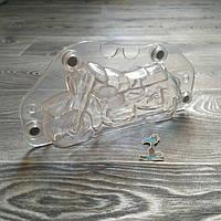 Форма для шоколада 3D Мотоцикл