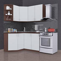 "Кухня ""МоДа"" комплект 1.30х1.40 м., фото 1"