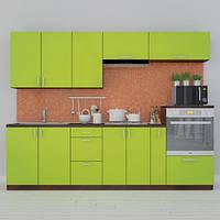 "Кухня ""МоДа"" комплект 1.0х2.7 м."