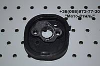 Патрубок-переходник карбюратора текстолитовый бензопилы Partner 350, фото 1