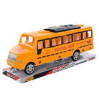 Автобус 678-94 инер-й, 27,5см,  в слюде, 29-12-9,5см
