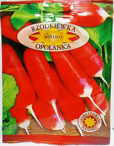 Редиска Ополянка 20г (Польща)
