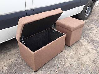 Мягкая мебель, пуфы 7