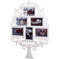 Мультирамка фотоколлаж (68*49 см) Семейное дерево