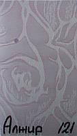 Вертикальные жалюзи 89 мм ткань Алжир Сиреневый