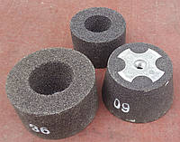 Фреза абразивная торцевая, чашка для гранита, бетона, камня  (зерна 24, 36, 60, 120 C)80x80xМ14 ФАТ-С