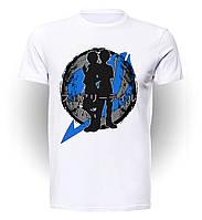 Футболка GeekLand Хвост Феи Fairy Tail  Bursting with power art FT.01.039