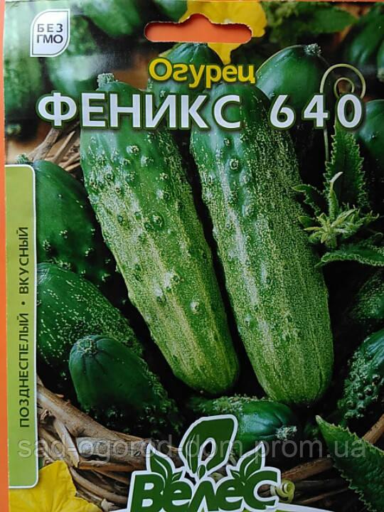 Огурец Феникс 640, 5г