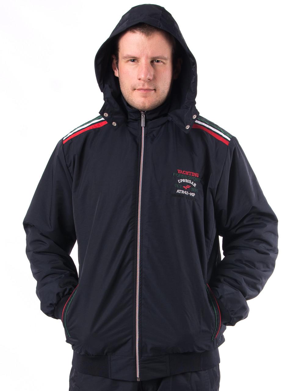Мужской теплый спортивный костюм плащевка на флисе т.м. Fore 1146, фото 2  ... a3c41b9e74e