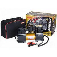 Автомобильный компрессор Voin VP-600, 50 л мин, 27А, 10 Атм, 12 В, фото 1