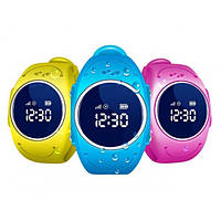 Детские Smart часы Baby watch Q520S + GPS трекер waterproof