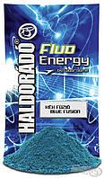 Прикормка Синее слияние Haldorado  Fluo Energy 0,8 кг