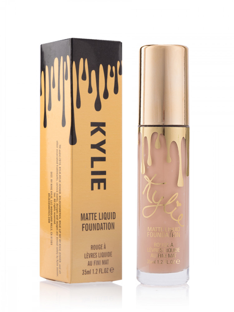 Тональный крем Kylie matte liquid foundation, 35 ml