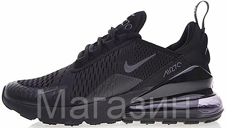 42d560a6 Мужские спортивные кроссовки Nike Air Max 270 Black Найк Аир Макс 270  черные, фото 2