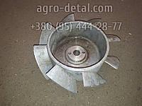 Ротор вентилятора Д37Е-1308035-А охлаждения двигателя Д 144 трактора Т 40, фото 1
