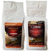 """Кофе ТМ """"Shikido"""" 100% Арабика уп. 500 гр."""