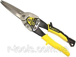 Ножницы по металлу Stanley FatMax Aviation прямые 2-14-566