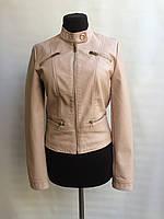 Куртка женская кожзам., фото 1