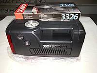 Автомобильный компрессор Coido 3326 , 12В, 20 атм, фото 1