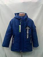 Детская демисезонная  курточка  для мальчика размер 110 по 134 , фото 1