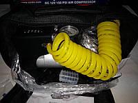 Автомобильный компрессор Coido 6218 , 12 А, 10 атм, 28 л минуту, фото 1