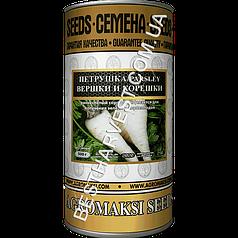 Семена петрушки «Вершки и корешки» 500 г, инкрустированные