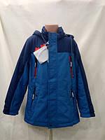 Детская демисезонная  курточка  для мальчика размер 134 по 158