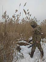 """Костюм для рыбалки и охоты -40* Усиленная Алова """"Торус"""" на мембране зимний"""