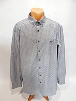 Мужская рубашка с длинным рукавом CANDA 024ДР р.52