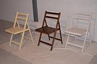 Стул складной деревянный (ручная сборка) / Крісло складне деревяне (ручна робота)