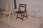 Стул складной деревянный (ручная сборка) / Крісло складне деревяне (ручна робота), фото 4