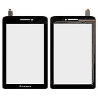 Сенсор (тачскрин) для Lenovo S5000 IdeaPad черный