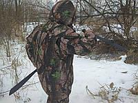 """Костюм для рыбалки и охоты -40* Усиленная Алова """"БЕРНВУД"""" на мембране зимний"""