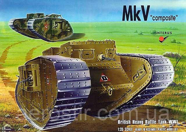Mk.V 'Composite' 1/35 INTERUS 3501