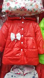 Куртки,пальто,плащи осень-весна для девочек