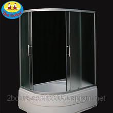 Душевая кабина асимметрия KO&PO L117 (R/L)