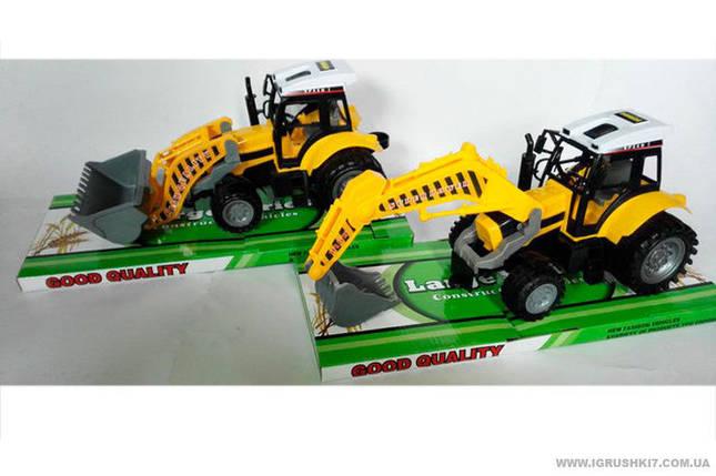 Трактор 666-112 В 2 вида на выбор, фото 2