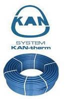 Труба KAN-therm Blue Floor PE-RT с антидиф. защитой - для подпольного отопления (6 бар, Tmax 70°) 16х2