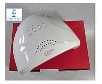Лампа SUN One 48W UV-LED профессиональная лампа для сушки ногтей с вентилятором