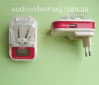 Универсальное зарядное устройство (жабка) с индикатором заряда